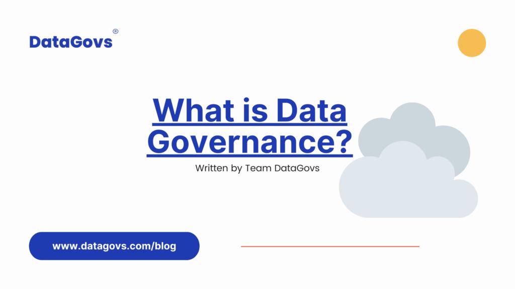 CloudDataGovernance